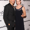 PHOTO FLASH: Julianne Nicholson, Martha Stewart, Julia Stiles at Sam Shepard's Heartless Opening