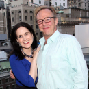 PHOTO FLASH: Peter Bartlett, Stephanie D'Abruzzo,  Arthur French, Edward Hibbert at Summer Shorts Party