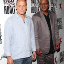 PHOTO FLASH: David Blaine, Tony Danza, Steve Guttenberg, Woody Harrelson at <i>Bullet for Adolf</i> Opening