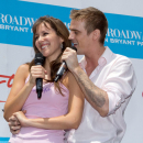 PHOTO FLASH: Aaron Carter, <i>Jersey Boys</i>, <i>Voca People</i> at <i>Broadway in Bryant Park</i>