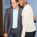 PHOTO FLASH: Darius de Haas, Lindsay Mendez, Julia Murney at NYCLU's Broadway Stands Up for Freedom Benefit