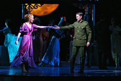 Lauren Kennedy and Jarrod Emick in <i>Zelda</i>