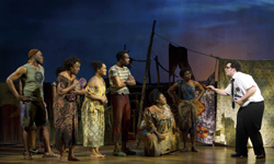 The original Broadway cast of &lt;i&gt;The Book of Mormon&lt;/i&gt;