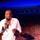 PHOTO FLASH: Sneak Peek of Steppin' Out With Ben Vereen at 54 Below