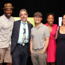 PHOTO FLASH Colman Domingo, Nilaja Sun, BD Wong at <I>All For One Theater Festival</I> Preview