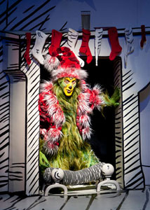 Steve Blanchard in <i>Dr. Seuss' How the Grinch Stole Christmas!</i>