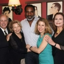 PHOTO FLASH: Norm Lewis at The Actors Fund Celebrity Benefit Lunch