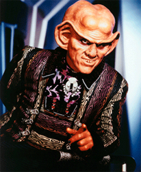 Armin Shimerman from <i>Star Trek: Deep Space Nine</i>
