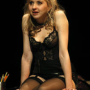 Nina Arianda Lets the <I>Fur</i> Fly