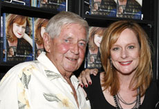 Ralph Waite and Mary McDonough