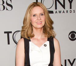 Cynthia Nixon will play Emily Dickinson in a new film