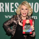 PHOTO FLASH: Joan Rivers Signs I Hate Everyone... Book at Barnes & Noble