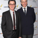 PHOTO FLASH: John Larroquette, Michael McGrath, Roger Rees, Duncan Sheik Arrive at Drama Desk Awards