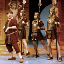 <i>A Funny Thing Happened on the Way to the Forum</i>