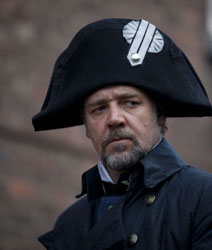 Russell Crowe in <i>Les Miserables</i>
