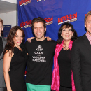 Aaron Carter, Cheyenne Jackson, Carson Kressley, Michelle Trachtenberg  at Perez Hilton's Newsical Debut