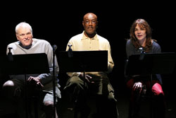 Brian Dennehy, Delroy Lindo and Stockard Channing are featured in <i>The Exonerated</i>