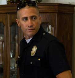 Jake Gyllenhaal in <I>End of Watch</i>