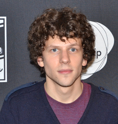 Jesse Eisenberg stars opposite Vanessa Redgrave in his new play <i>The Revisionist</i>