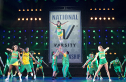 A scene from &lt;i&gt;Bring It On: The Musical&lt;/i&gt;