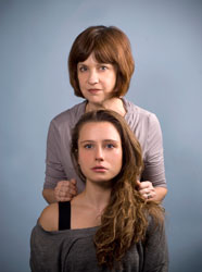 Gordana Rashovich and Olivia Horton star in <i>The How and the Why</i>