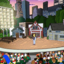 Shakespeare in The Park Stars on <i>The Simpsons</i>