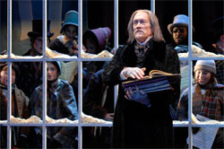 James Carpenter in <i>A Christmas Carol</i>
