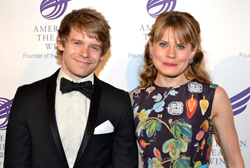Siblings Andrew Keenan-Bolger and Celia Keenan-Bolger have co-founded Broadway for Obama