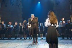 The big winner at the 2012 Olivier Awards was <i>Matilda The Musical</i>, which set a new record by winning in seven categories.