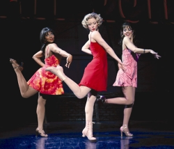 "Christina Applegate leads ""There's Gotta Be Something Better Than This"" in <i>Sweet Charity</i>"