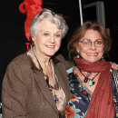 Angela Lansbury and Elizabeth Ashley in the House for Angelica Page's <i>Turning Page</i>