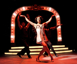 Caroline O'Connor in Chicago Shakespeare Theater's Production of <i>Follies</i>
