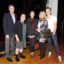 Annette Bening Thanks <i>Book of Mormon</i> Touring Cast for Actors Fund Performance