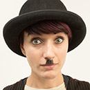 Broadway's Top Do It Yourself Halloween Costumes: Charlie Chaplin