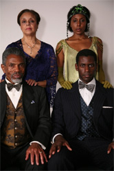<i>Knock Me a Kiss</i>'s Marie Thomas, Erin Cherry, Andre DeShields, and Sean Phillips
