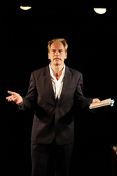 Julian Sands in &lt;i&gt;A Celebration of Harold Pinter&lt;/i&gt;