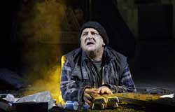 Simon Russell Beale in <I>Timon of Athens</i>
