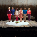 Opening Night at Rattlestick Playwrights Theater's A Summer Day