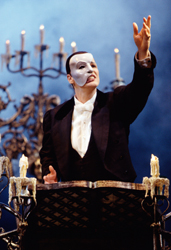 Hugh Panaro in <i>The Phantom of the Opera</i>