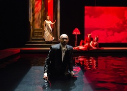 Usman Ally (foreground) in <i>Metamorphoses</i>