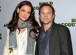 Katie Holmes and Norbert Leo Butz