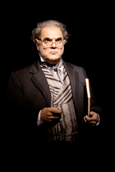 Edward Gero as Scrooge