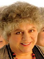 miriam margolyes biography