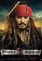 Ever since <i>Pirates of the Caribbean</i>, Johnny Depp has been in roles that are essentially various weird versions of Captain Jack Sparrow, but with different make-up.