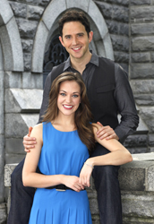 Laura Osnes and Santino Fontana will star in Broadway&#039;s &lt;i&gt;Cinderella&lt;/i&gt;.
