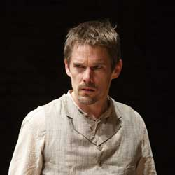 Ethan Hawke in the title role of <I>Ivanov</i>