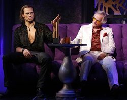 Cheyenne Jackson and Henry Winkler in <I>The Performers</i>