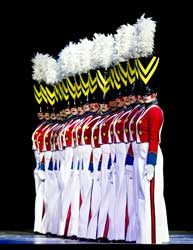 The Rockettes in &lt;I&gt;The 2012 Radio City Christmas Spectacular&lt;/i&gt;
