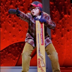 Johnny Rabe in &lt;i&gt;A Christmas Story&lt;/i&gt;
