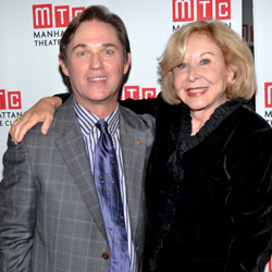 Richard Thomas and Michael Learned